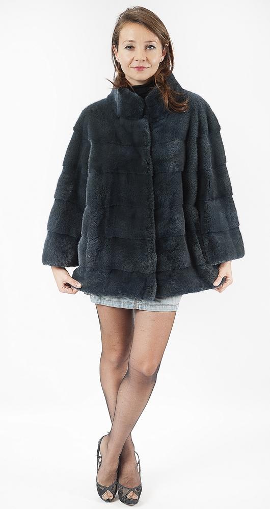 "Арт.561. Куртка из скандинавской норки. Пр-во Греция, ""Emfasy"". Цена 120 000 руб."